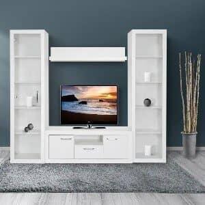 Dnevna soba Wood White