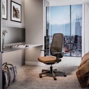 Italijanske kancelarijske stolice